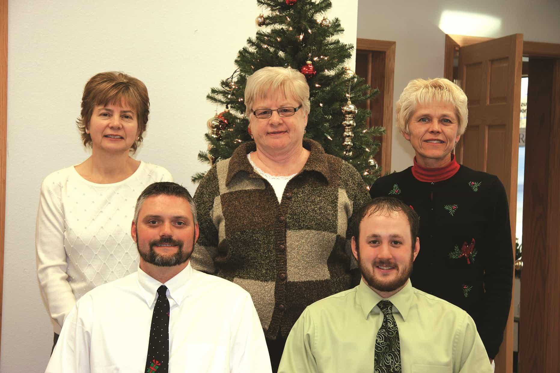 Eitzen Banking & Insurance - Caledonia Staff